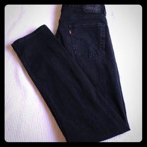 Men's black pants size 32